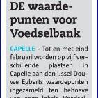 Artikel in IJssel en Lekstreek
